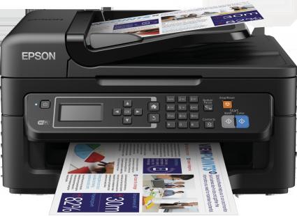 Stampante Multifunzione Epson Work Force WF-2630WF