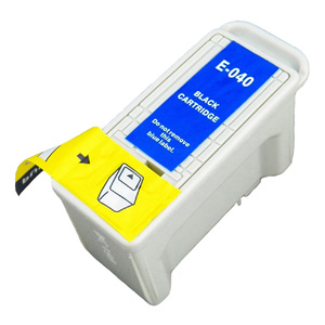 Cartuccia compatibile Epson T040 Nero