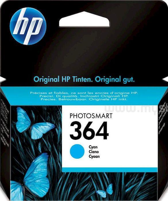 Cartuccia originale inchiostro ciano HP 364
