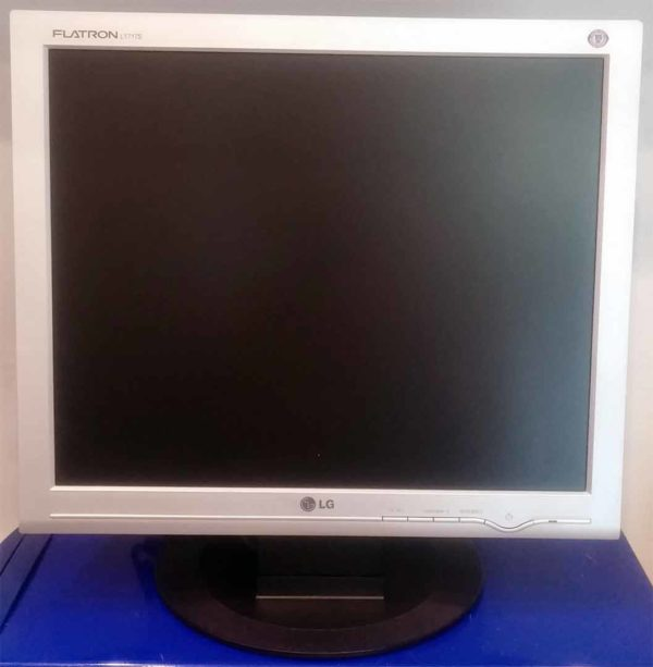 MONITOR LCD USATO LG FLATRON L1717S