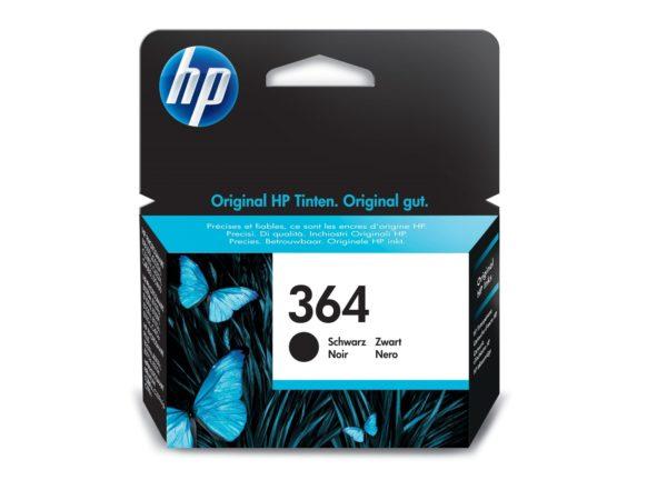 cartuccia nero originale HP 364 - CB316EE