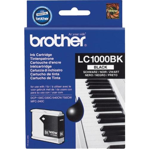 Cartuccia originale Brother LC1000BK