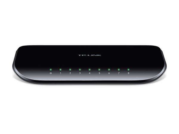 Switch Gigabit 8 PORTE TP-LINK TL-SG1008D