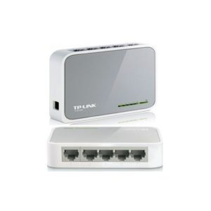 Switch Desktop 10/100Mbps 5 Porte TL-SF1005D