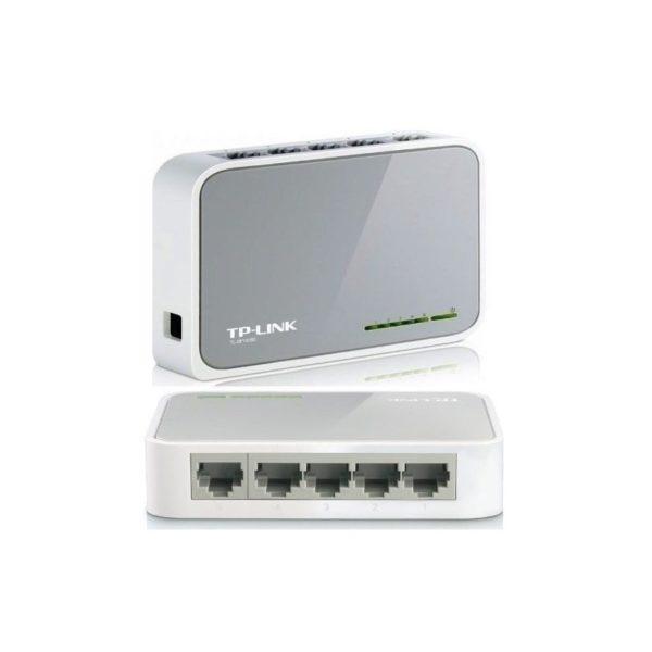 Switch Desktop 10/100Mbps 5 Porte TL-SF1005D