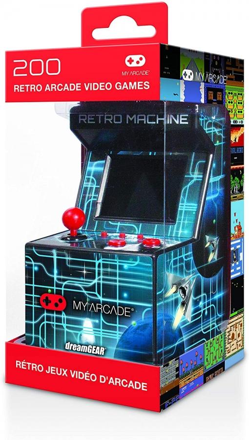 Console Retro Machine 200 Arcade Games