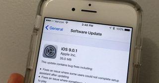 Aggiornamento sistema operativo smartphone