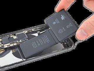 Sostituzione batteria smartphone