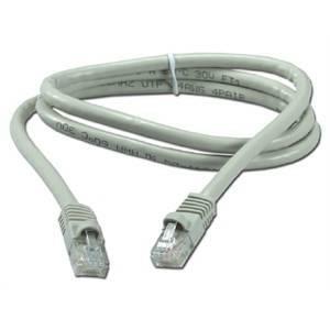 Cavo Rete Lan Ethernet RJ-45 2m Cat.5e UTP